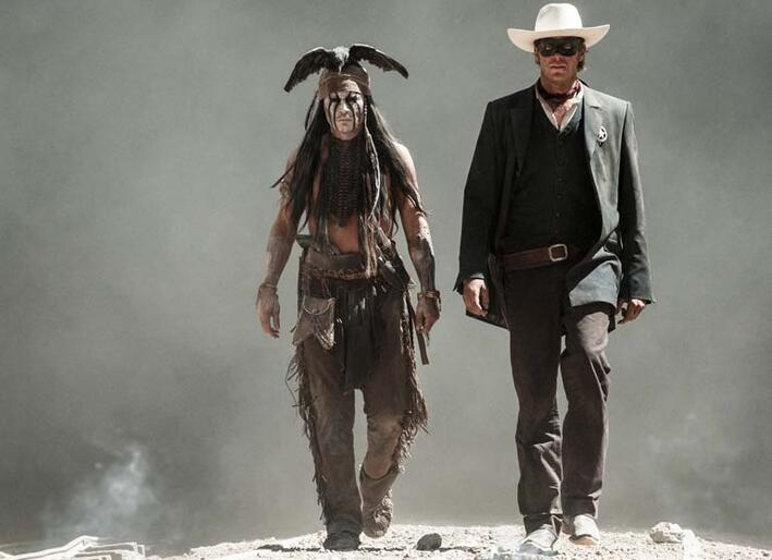 The Lone Ranger and Tonto: in search of 'just desserts' with a few nods towards Scripture. See Culture/Movies >>