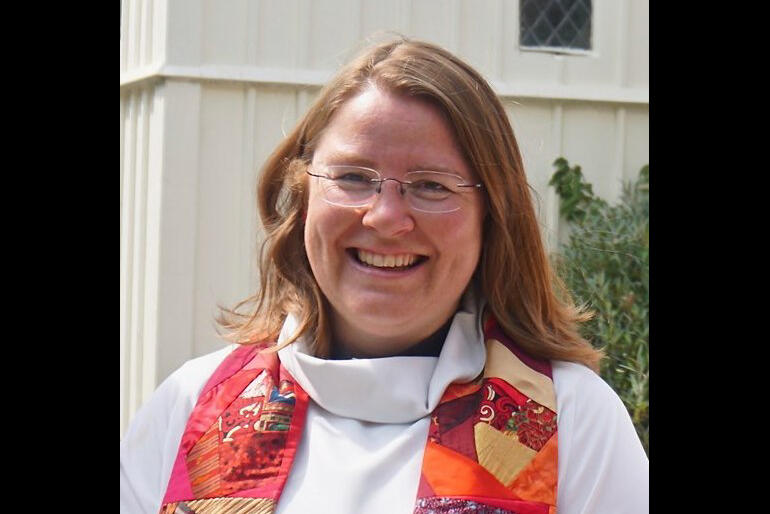 Vicar of Amberley, Rev Stephanie Clay has been appointed chaplain to St Margaret's College in Christchurch.