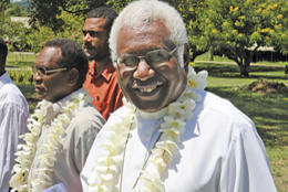 Archbishop to Governor General