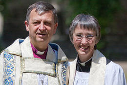 CofE's second female bishop