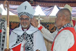 New bishop for north Fiji