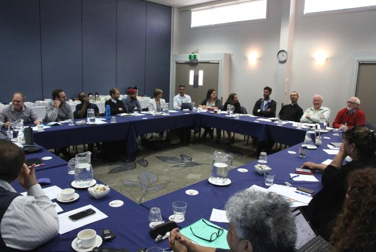 The Decade of Mission Consultation hui was held in Wellington on Tuesday.
