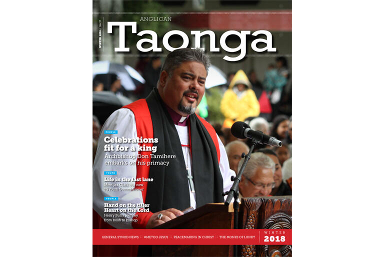 Taonga magazine is set to go online after 37 issues with founding editor Rev Brian Thomas, and 20 with current editor Julanne Clarke-Morris.