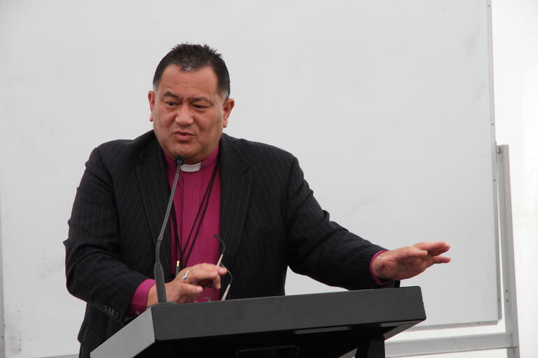 Bishop Kito Pikaahu: 'We have wrestled with what is at the heart of doctrine.""