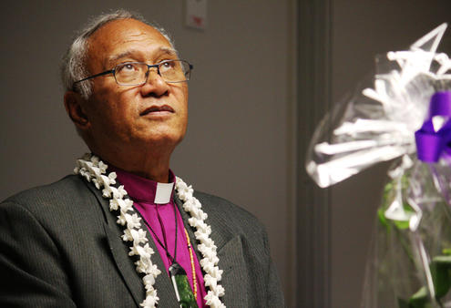 Bishop Winston reflects on the tributes and greetings brought at the General Synod.