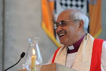 Archbishop Brown Turei offers a heart-warming tribute to Archbishop David.