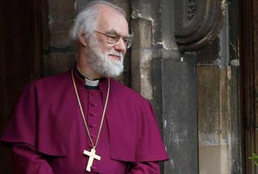 Rowan Williams: Issue of homosexuality a wound in the church's ministry.