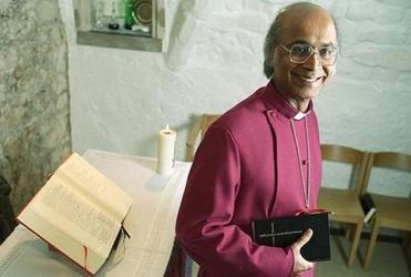 Rochester's Bishop Nazir Ali: he will now use his energies to help Christians under threat. Picture: Eleanor Bentall.