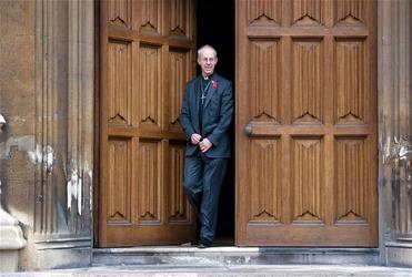 Justin Welby: about to become the 105th Archbishop of Canterbury and Primate of All England. Photo: Geoff Pugh