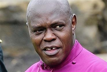"The Archbishop of York, Dr John Sentamu, has cleared the way for possible appointment to Canterbury. (See ""Worth a look"")"