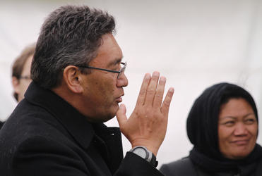 Many politicians and iwi leaders - Hone Harawira among them - spoke of the contribution Hone Kaa had made to their young lives.