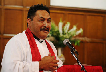 Archdeacon Malcolm Karipa, the current missioner in Sydney, has had his hand to that plough for 10 years.