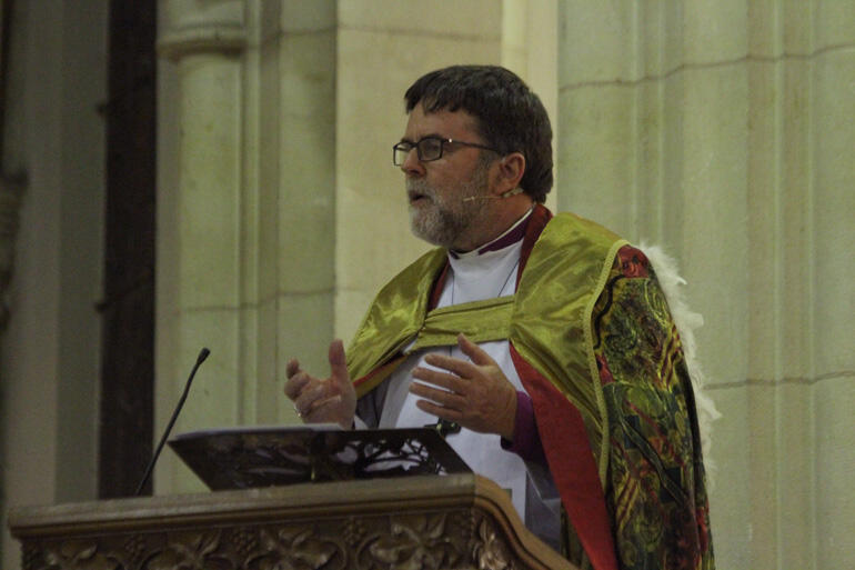 Archbishop Philip Richardson preaches on John 21 'Feed my sheep'