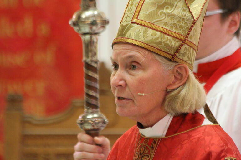 Bishop Victoria announces the appointment of a Government-appointed consultant to help break the cathedral deadlock.
