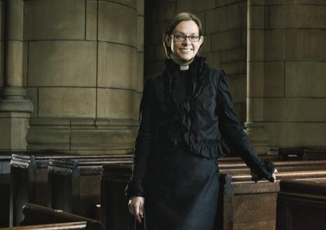 The Rev Dr Helen-Ann Hartley, who has been chosen as the new Dean of Tikanga Pakeha at St John's College.