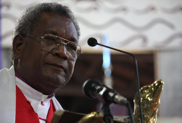 Archbishop Sir Ellison Pogo, the retired Archbishop of Melanesia, pays tribute to his friend and mentor.