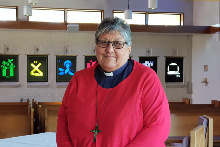 Archdeacon Waitohiariki Quayle has been elected as the next Bishop of Upoko o Te Ika, she is the first Māori woman to be elected an Anglican bishop.