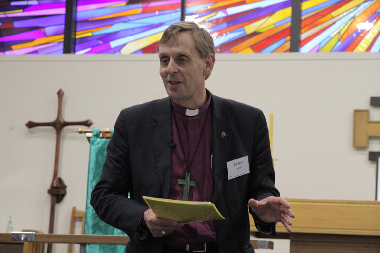 Bishop of Christchurch Peter Carrell lays out the biblical precedence for a faith community that can allow an ongoing diversity of voices.