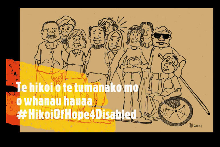 Auckland Disabled Community chaplain, Rev Vicki Terrell will support a disabled people's hikoi to Parliament on Tuesday 23 March.