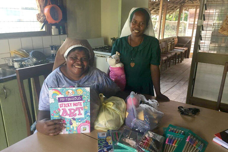 Anglican religious sisters at the Honiara Christian Care Centre are one of the Pacific beneficiaries of this year's Lenten Appeal.