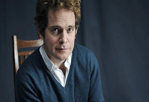 Tom Hollander: actor and co-creator of the BBC sitcom 'Rev'. Even the Archbishop of Canterbury is a fan.